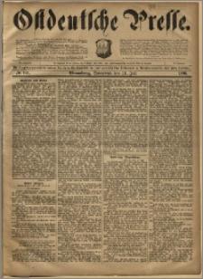Ostdeutsche Presse. J. 20, 1896, nr 161