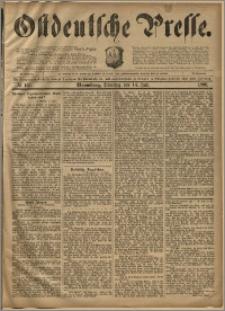 Ostdeutsche Presse. J. 20, 1896, nr 163