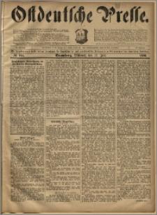 Ostdeutsche Presse. J. 20, 1896, nr 164