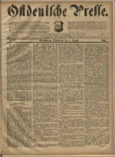 Ostdeutsche Presse. J. 20, 1896, nr 179