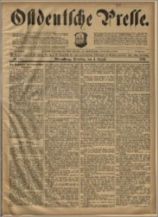 Ostdeutsche Presse. J. 20, 1896, nr 181