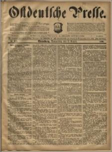 Ostdeutsche Presse. J. 20, 1896, nr 183