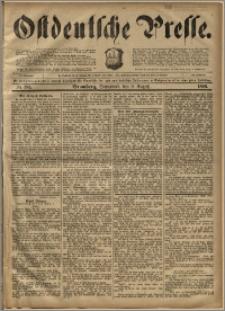 Ostdeutsche Presse. J. 20, 1896, nr 185
