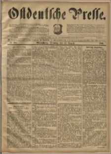 Ostdeutsche Presse. J. 20, 1896, nr 187