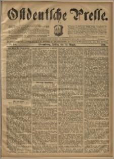 Ostdeutsche Presse. J. 20, 1896, nr 190