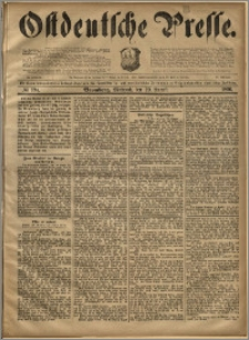 Ostdeutsche Presse. J. 20, 1896, nr 194