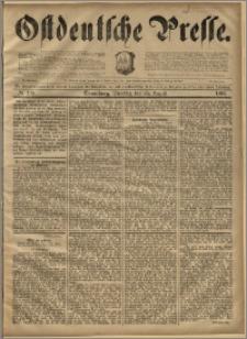 Ostdeutsche Presse. J. 20, 1896, nr 199