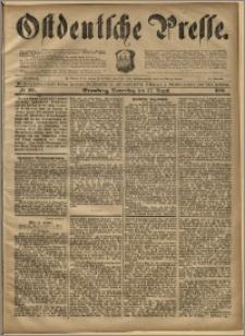 Ostdeutsche Presse. J. 20, 1896, nr 201