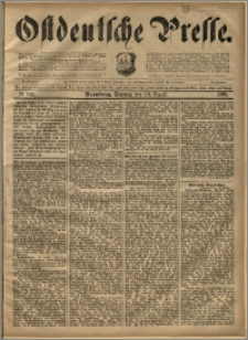 Ostdeutsche Presse. J. 20, 1896, nr 204