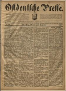 Ostdeutsche Presse. J. 20, 1896, nr 206