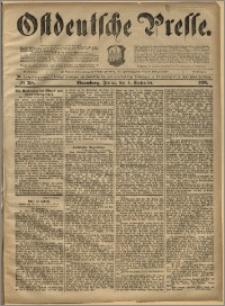 Ostdeutsche Presse. J. 20, 1896, nr 208