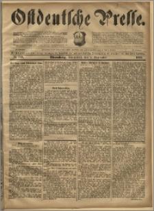 Ostdeutsche Presse. J. 20, 1896, nr 209