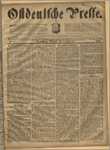 Ostdeutsche Presse. J. 20, 1896, nr 212