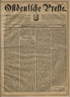 Ostdeutsche Presse. J. 20, 1896, nr 213