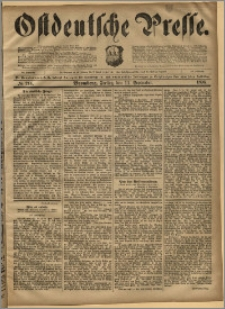Ostdeutsche Presse. J. 20, 1896, nr 214