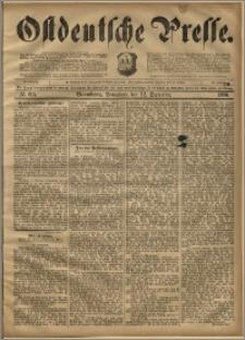Ostdeutsche Presse. J. 20, 1896, nr 215