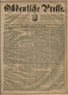Ostdeutsche Presse. J. 20, 1896, nr 216