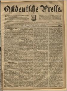 Ostdeutsche Presse. J. 20, 1896, nr 217