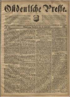 Ostdeutsche Presse. J. 20, 1896, nr 221