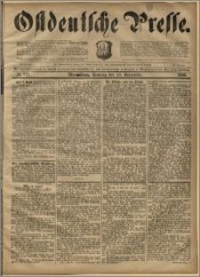 Ostdeutsche Presse. J. 20, 1896, nr 222