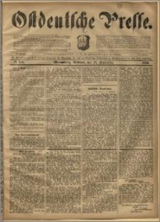 Ostdeutsche Presse. J. 20, 1896, nr 224