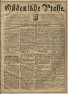 Ostdeutsche Presse. J. 20, 1896, nr 225