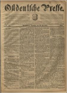 Ostdeutsche Presse. J. 20, 1896, nr 229