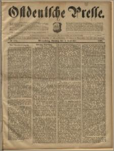 Ostdeutsche Presse. J. 20, 1896, nr 258
