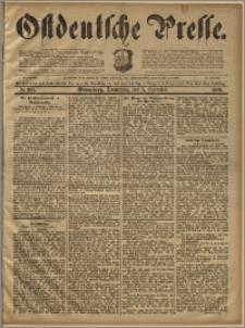 Ostdeutsche Presse. J. 20, 1896, nr 261