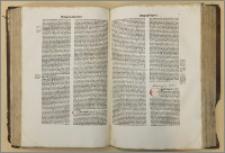 Super Sexto Decretalium. P.I-II. Cum marginalibus