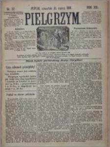 Pielgrzym, pismo religijne dla ludu 1881 nr 37