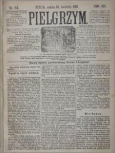 Pielgrzym, pismo religijne dla ludu 1881 nr 44