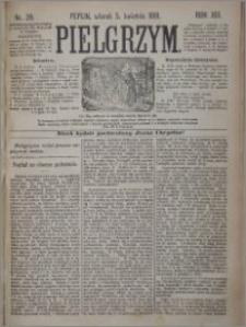 Pielgrzym, pismo religijne dla ludu 1881 nr 39