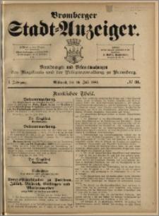Bromberger Stadt-Anzeiger, J. 1, 1884, nr 31
