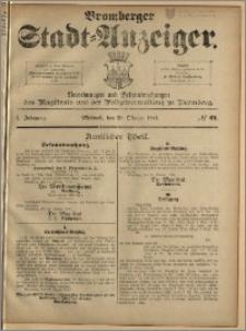 Bromberger Stadt-Anzeiger, J. 1, 1884, nr 61