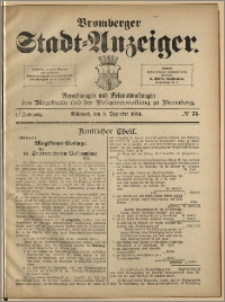 Bromberger Stadt-Anzeiger, J. 1, 1884, nr 71