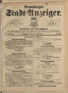Bromberger Stadt-Anzeiger, J. 2, 1885, nr 21