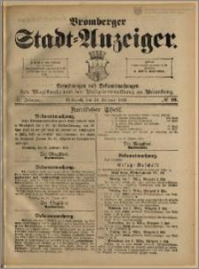 Bromberger Stadt-Anzeiger, J. 3, 1886, nr 16