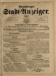 Bromberger Stadt-Anzeiger, J. 3, 1886, nr 31