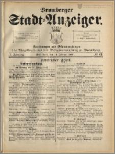 Bromberger Stadt-Anzeiger, J. 4, 1887, nr 12