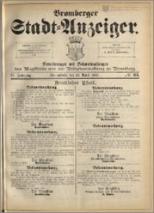 Bromberger Stadt-Anzeiger, J. 4, 1887, nr 33