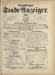 Bromberger Stadt-Anzeiger, J. 4, 1887, nr 39