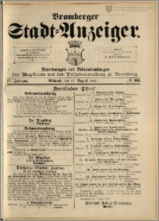 Bromberger Stadt-Anzeiger, J. 4, 1887, nr 66