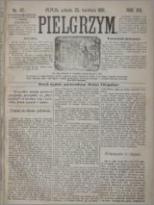 Pielgrzym, pismo religijne dla ludu 1881 nr 47