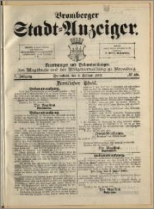 Bromberger Stadt-Anzeiger, J. 5, 1888, nr 10
