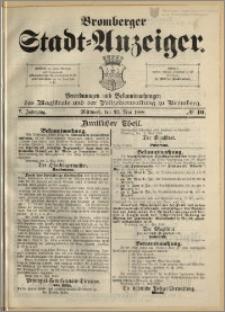 Bromberger Stadt-Anzeiger, J. 5, 1888, nr 40