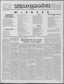 Wiadomości, R. 33 nr 9 (1665), 1978