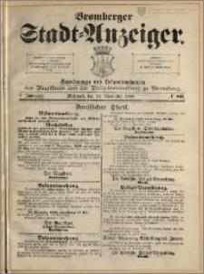 Bromberger Stadt-Anzeiger, J. 5, 1888, nr 89