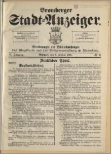 Bromberger Stadt-Anzeiger, J. 6, 1889, nr 2