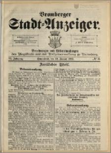 Bromberger Stadt-Anzeiger, J. 6, 1889, nr 3